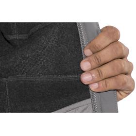Bergans Hollvin Wool Jacket Men Solid Charcoal/Solid Dark Grey Striped
